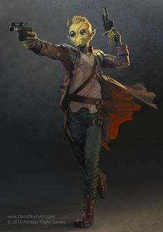 Star Wars Imperial Assault - Vinto Hreeda, David Auden Nash on ArtStation at… Star Wars Characters Pictures, Star Wars Images, Sci Fi Characters, Rpg Star Wars, Star Wars Ships, Star Wars Rebels, Aliens, Star Wars Imperial Assault, Chasseur De Primes