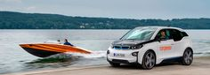 torqeedo electric speed boats powered by BMW i3 batteries