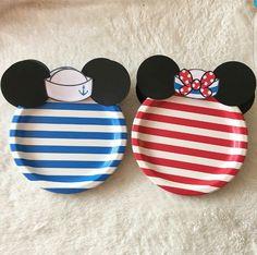 Baby's first birthday, Mickey nautical theme Sailor Birthday, Mickey First Birthday, Mickey Mouse Bday, Mickey Party, 1st Boy Birthday, 1st Birthday Parties, Pirate Birthday, Birthday Ideas, Nautical Mickey