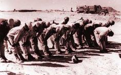 October war Yom Kippur war حرب اكتوبر Egyptian soldiers praying