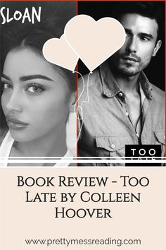 Looking for the best book review of Too Late by Colleen Hoover? Here is the perfect review to check out either before or after reading this wonderful book! Click now to check it out! Who's The Daddy, Best Book Reviews, Contemporary Romance Books, Colleen Hoover, Thought Process, What Is Love, Good Books, How Are You Feeling, Let It Be