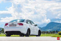 Audi RS4 B7 Blanc Vossen CVT | Roue avantAudi RS4 B7 White Vossen CVT | Wheel Front Audi A4 B7, Audi Rs6, Vossen Wheels, Aftermarket Wheels, Audi Car Models, Cars Series, Custom Wheels, Cars And Motorcycles, Super Cars