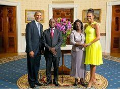 Intelectuais Balantas Na Diáspora : O Presidente da República da Guiné-Bissau, José Má...