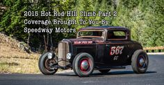 Minimum-Maximum — 2015 Hot Rod Hill Climb Pt.2 Coverage