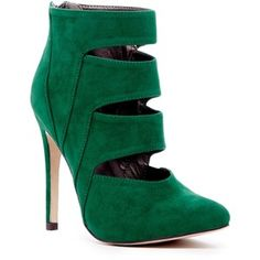 Michael Antonio Lilo Velvet Ankle Boot