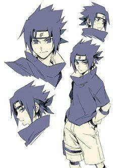 Sasuke Uchiha from Naruto Anime Naruto, Naruto And Sasuke, Art Naruto, Sakura And Sasuke, Naruto Shippuden Anime, Anime Guys, Sasunaru, Sasuhina, Narusasu