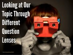 Looking at Our Topic Through Question Lenses Ourselves Topic, Essential Questions, Question Everything, Student, This Or That Questions, Image, Toys, History, Celebrity