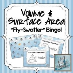... Volume and Surface Area on Pinterest | Surface Area, Geometry and Math
