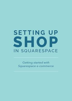 For those of you who are new around here, there's something you should know  about me: I'm a huge fan of Squarespace. I switched over to the platform a  couple years ago after using both Blogger and Wordpress, and I've never  looked back. I started the Elle & Company site on the Squarespace p