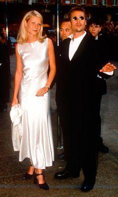 Gwyneth Paltrow & Brad Pitt