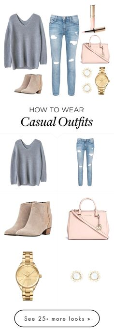 Casual but Cute by martin-annakate on Polyvore featuring Current/Elliott, Golden Goose, Michael Kors, Lacoste and By Terry Relogio Michael Kors Доступ к нашему сайту намного больше информации https://storelatina.com/portugal/relogios #Португалия #vacaciones #portugallu #paisagens