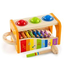 Early Melodies Pound and Tap Bench - Learning Express of Omaha