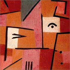 Paul Klee - Looking at Red