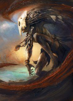 From Dust, Bruno Gentile - Hydropix on ArtStation at https://www.artstation.com/artwork/from-dust-6a14215f-c154-456a-b7f9-3bc244cf36d3