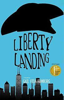 Literary Flits: Liberty Landing by Gail Vida Hamburg + #Giveaway +...