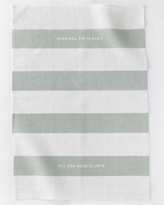 Great shower or wedding gift - Studiopatró - We Design Tea Towels
