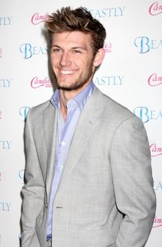 alex pettyfer both of our favorite movies is Finding Nemo, I think we're meant to be!
