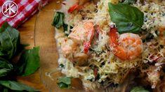 Keto Prawn Risotto | Keto Recipes | Headbanger's Kitchen - YouTube