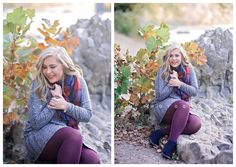 West Virginia, Maryland, Northern Virginia, High School Senior Photographer, Senior Girl, Senior Poses, Fall - Haley Willingham Photography