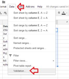 ••Google Docs Sheets sucks: just look at the convoluted way to add Checkmark boxes•• vs the simplicity of Apple iWork Numbers! • google wants you to get a seizure, just like Msft, before you're done merely checkmarking ; )