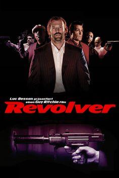 Revolver (2005) - Filme Kostenlos Online Anschauen - Revolver Kostenlos Online Anschauen #Revolver -  Revolver Kostenlos Online Anschauen - 2005 - HD Full Film - Die sieben Jahre Knast haben sich ausgezahlt für Jake Green.