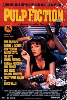 Pulp Fiction Póster