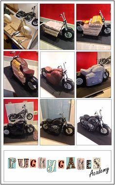 Puckycakes: PAP Moto Harely Davidson