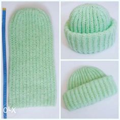 59 ideas knitting baby hats easy 59 ideas knitting baby hats easy Always aspired to learn how to knit, nevertheless uncertain the place to begin? Knitting Stitches, Baby Knitting, Knitting Patterns, Crochet Patterns, Form Crochet, Knit Crochet, Crochet Hats, Knit Mittens, Knitted Shawls