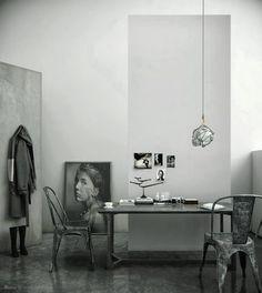 Méchant Design: Grey day styling