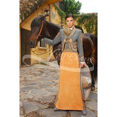 16 Mejores Imágenes De Trajes Charros Mexican Dresses Mexican