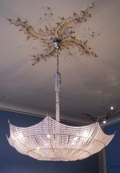 Simple and Beautiful Chandelier Design for Your Interior   Chandelier umbrella
