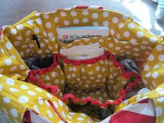 Linds and Lenses: Diaper Bag!