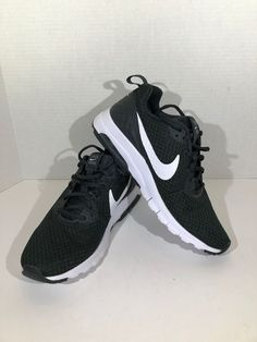 Nike Womens Size 8.5 Dark Green Air Max Motion LW Athletic Running Shoes  F2-312 c590c4129597