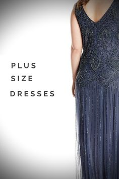 1e503f17f00 Plus size dresses for the wedding you can only find online - from  Bloomingdales