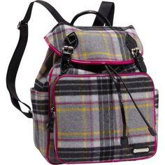 Nine West Handbags Day Glo Backpack Medium (Grey « Holiday Adds