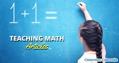 These articles help teachers with common elementary math challenges: Fractions, decimals, money and more. How to teach math in your classroom.