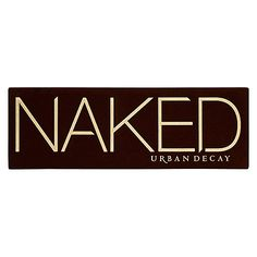 Buy Urban Decay Eyeshadow Palette, Naked Online at johnlewis.com