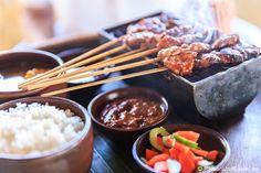 Das Restaurant Jimbaran Gardens im InterContinental Bali besticht durch eine reichhaltige Auswahl von marktfrischen Essen. Ein Streifzug durch die Küche.