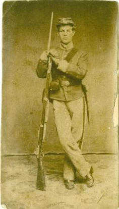 Ferdinand Berry Co.B Rock City Guards 1st Tennessee Reg. Died of disease in Knoxville, March 1862