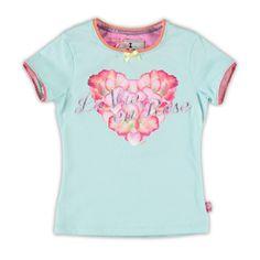 Bomba Girls shirt met korte mouw | kleertjes.com