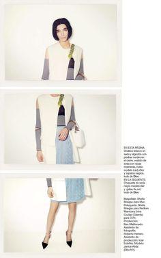 El Dior Codigo (Harper's Bazaar Spain)