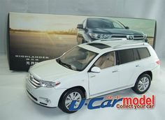 Cheap car model ford, Buy Quality modelism directly from China model alloy Suppliers: 	spec:	 2012 TOYOTA HIGHLANDER Die-cast Car Model	Brand: TOYOTA	Unit: PCS	Scale: 1/18	Colour: White	Size: 26x1