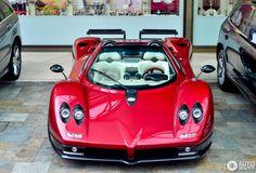 Pagani Zonda C12 S Roadster 6