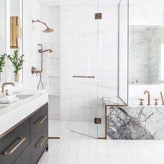 Professional Bathroom Design Software when Bathroom Lighting Design Ideas Pictures. Really Small Bathroom Design its Best Modern Bathroom Design Bad Inspiration, Bathroom Inspiration, Bathroom Ideas, Bathroom Organization, Bathroom Storage, Shower Ideas, Design Rustique, Mid Century Bathroom, Contemporary Bathroom Designs