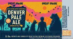 mybeerbuzz.com - Bringing Good Beers & Good People Together...: Great Divide Denver Pale Ale Artist Series No 2 Ca...
