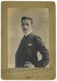 Lucien Daudet 1902 studio reutlinger lucien dau ||| memorabilia ||| sotheby's pf1603lot8x3y9en