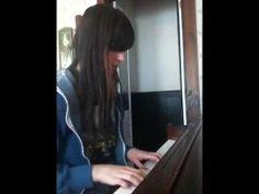 Angie Giannino playing Say something by Christine Agulira ft It's a big ...