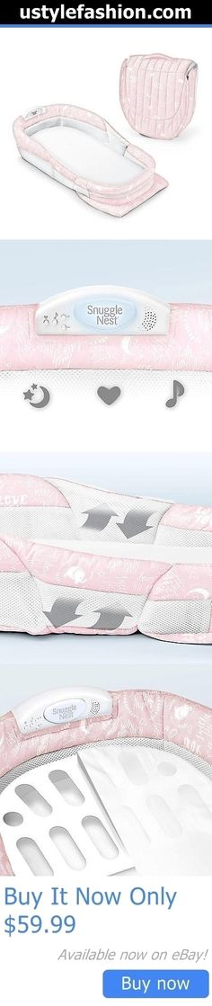 Baby Co-Sleepers: Snuggle Nest Surround Xl Infant Sleeper - Pink Baby Love BUY IT NOW ONLY: $59.99 #ustylefashionBabyCoSleepers OR #ustylefashion