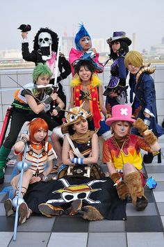 One piece cosplay Epic Cosplay, Cosplay Diy, Cosplay Dress, Cosplay Makeup, Amazing Cosplay, Cosplay Outfits, Anime Cosplay, Comic Costume, Anime Costumes