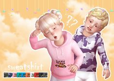 Sims 4 CC's - The Best: Toddler Clothing by qinsims